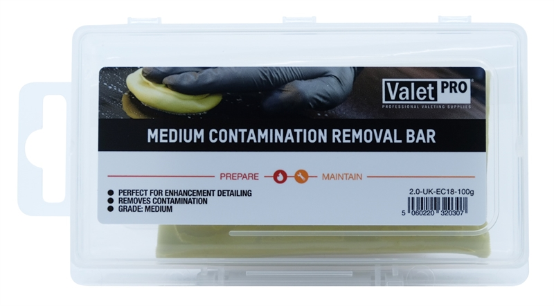 Medium Contamination Removal Bar