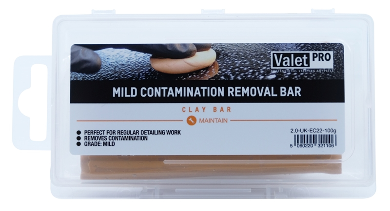 Mild Contamination Removal Bar