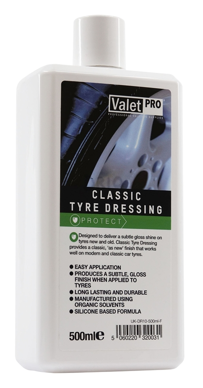 Classic Tyre Dressing 500ml