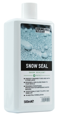 New Release: Snow Seal