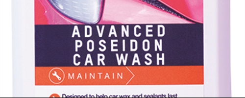 Advanced Poseidon Car Wash