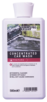 Concentrated Car Wash