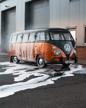50 years on... A New Beginning with a CLASSIC 'Splitty' Camper!