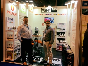 ValetPRO are at Automechanika