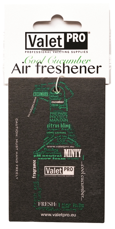 Cool Cucumber Air Freshener