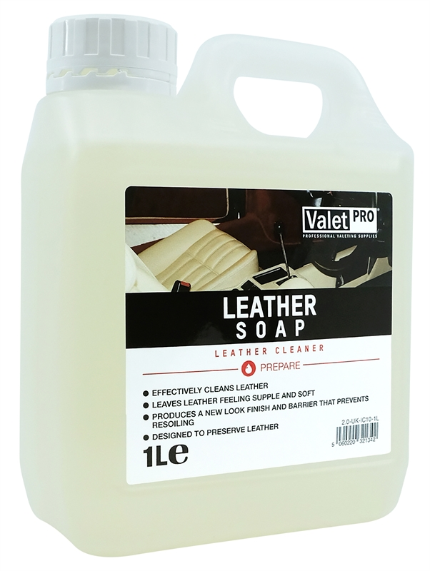 Leather Soap 1L