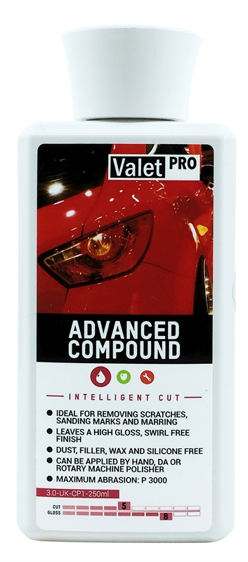 Advanced Compound 250ml front label