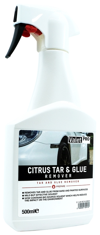 Citrus Tar and Glue Remover 500ml