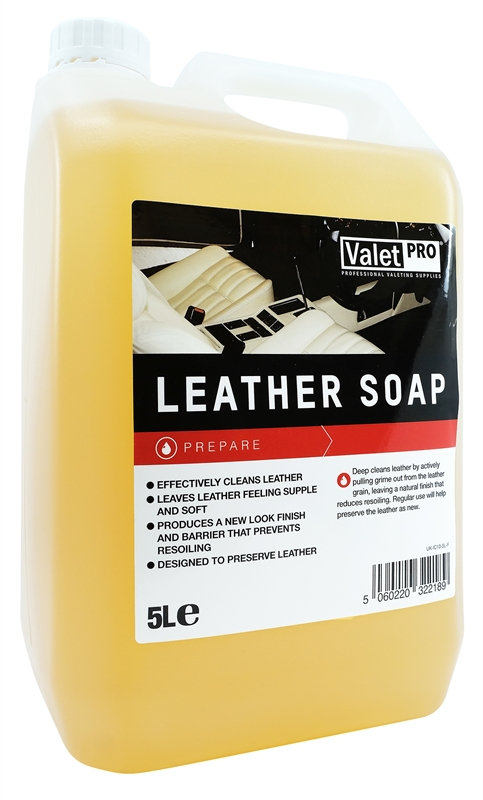 Leather Soap 5L