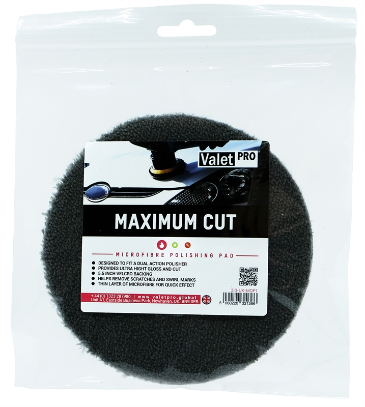 Maximum Cut Polishing Pad