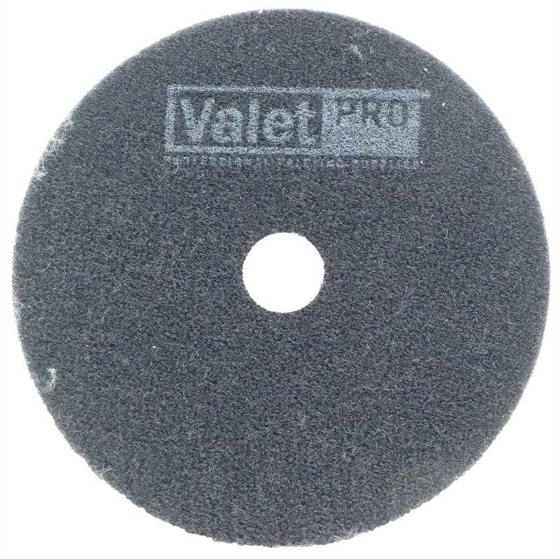 Maximum Cut Polishing Pad back of pad